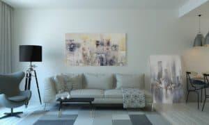 5 רעיונות מושלמים לעיצוב סלון הבית