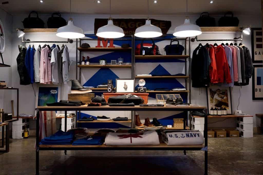 חנות בגדים