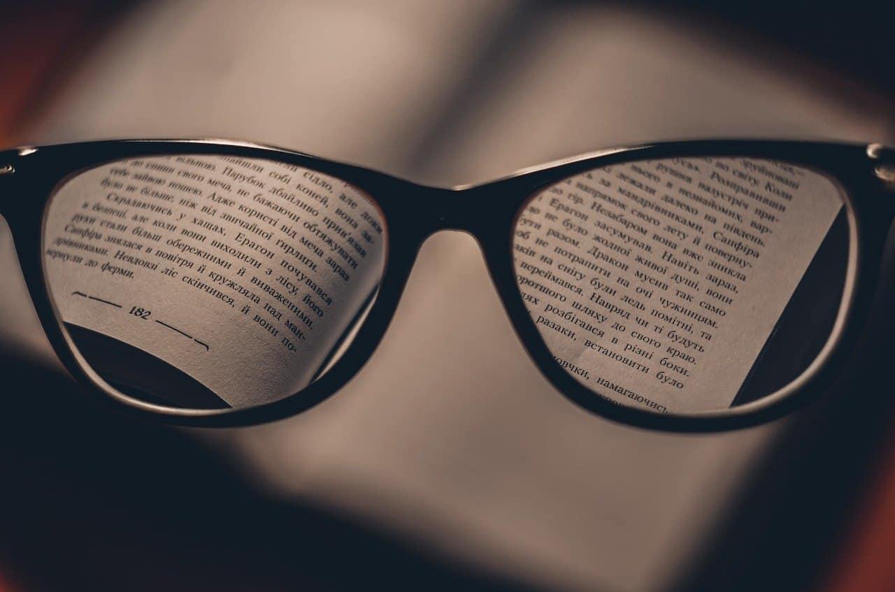 ספר ומשקף