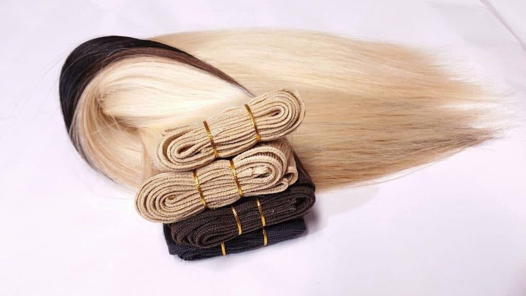 רצועות שיער
